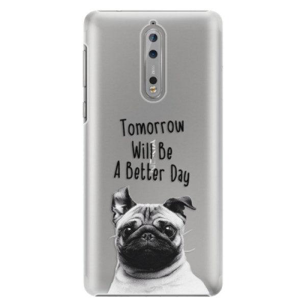 Plastové pouzdro iSaprio – Better Day 01 – Nokia 8 Plastové pouzdro iSaprio – Better Day 01 – Nokia 8