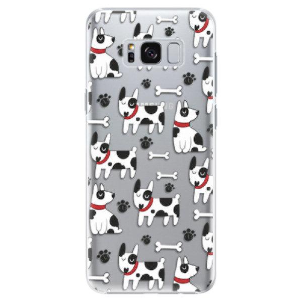 Plastové pouzdro iSaprio – Dog 02 – Samsung Galaxy S8 Plus Plastové pouzdro iSaprio – Dog 02 – Samsung Galaxy S8 Plus
