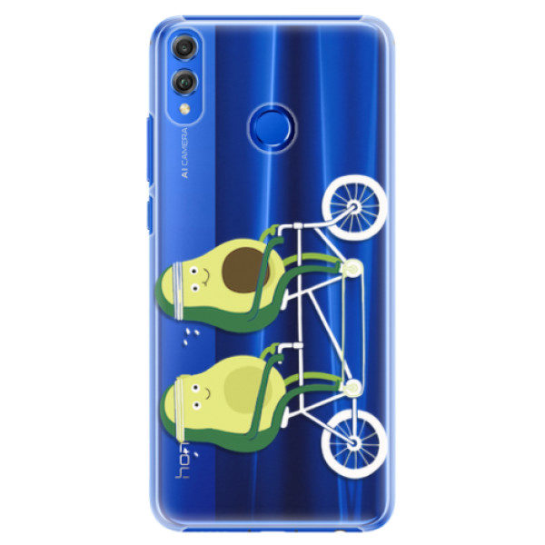 Plastové pouzdro iSaprio – Avocado – Huawei Honor 8X Plastové pouzdro iSaprio – Avocado – Huawei Honor 8X