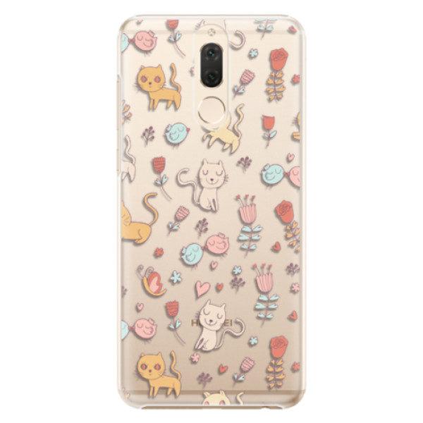 Plastové pouzdro iSaprio – Cat pattern 02 – Huawei Mate 10 Lite Plastové pouzdro iSaprio – Cat pattern 02 – Huawei Mate 10 Lite