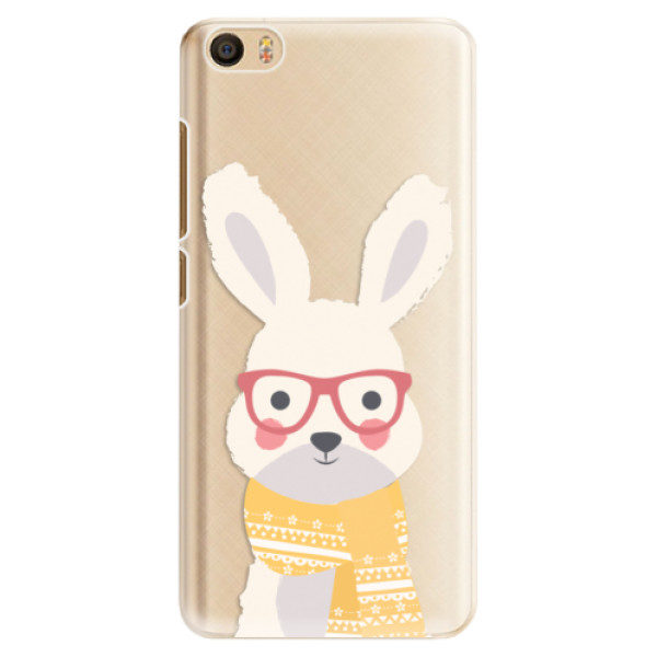Plastové pouzdro iSaprio – Smart Rabbit – Xiaomi Mi5 Plastové pouzdro iSaprio – Smart Rabbit – Xiaomi Mi5