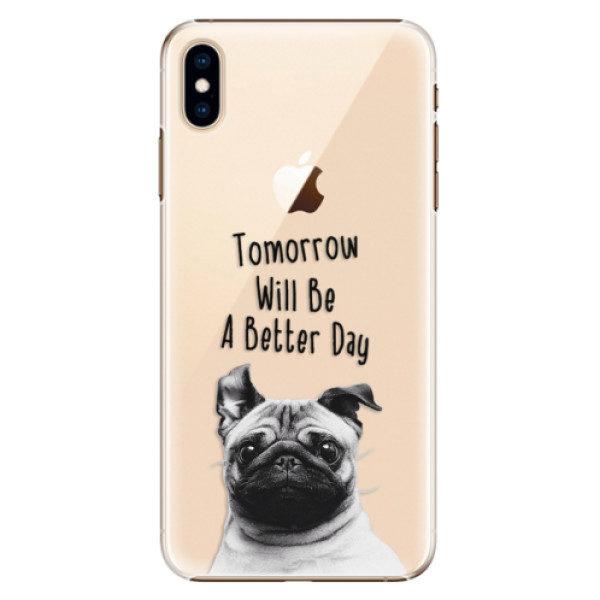 Plastové pouzdro iSaprio – Better Day 01 – iPhone XS Max Plastové pouzdro iSaprio – Better Day 01 – iPhone XS Max