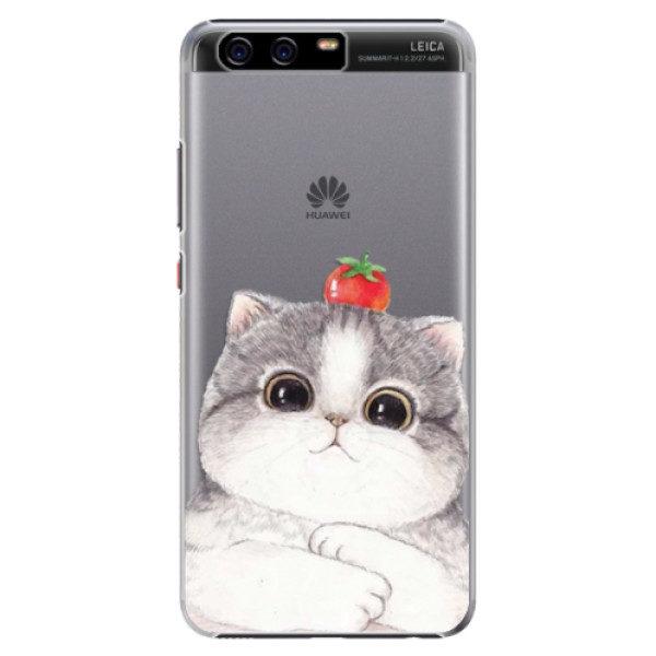 Plastové pouzdro iSaprio – Cat 03 – Huawei P10 Plus Plastové pouzdro iSaprio – Cat 03 – Huawei P10 Plus