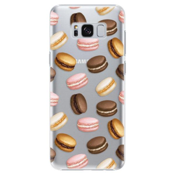 Plastové pouzdro iSaprio – Macaron Pattern – Samsung Galaxy S8 Plastové pouzdro iSaprio – Macaron Pattern – Samsung Galaxy S8