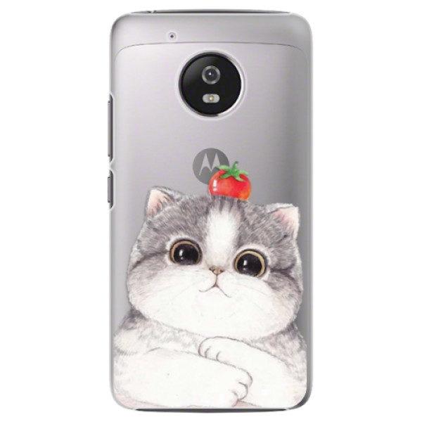 Plastové pouzdro iSaprio – Cat 03 – Lenovo Moto G5 Plastové pouzdro iSaprio – Cat 03 – Lenovo Moto G5