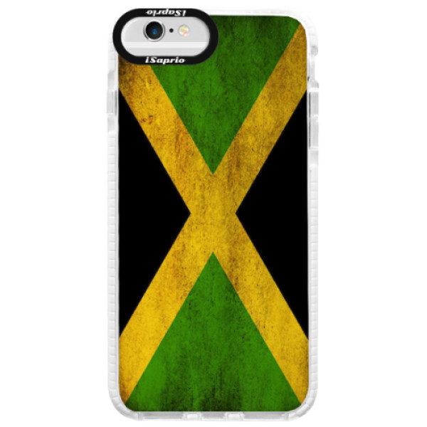 Silikonové pouzdro Bumper iSaprio – Flag of Jamaica – iPhone 6/6S Silikonové pouzdro Bumper iSaprio – Flag of Jamaica – iPhone 6/6S