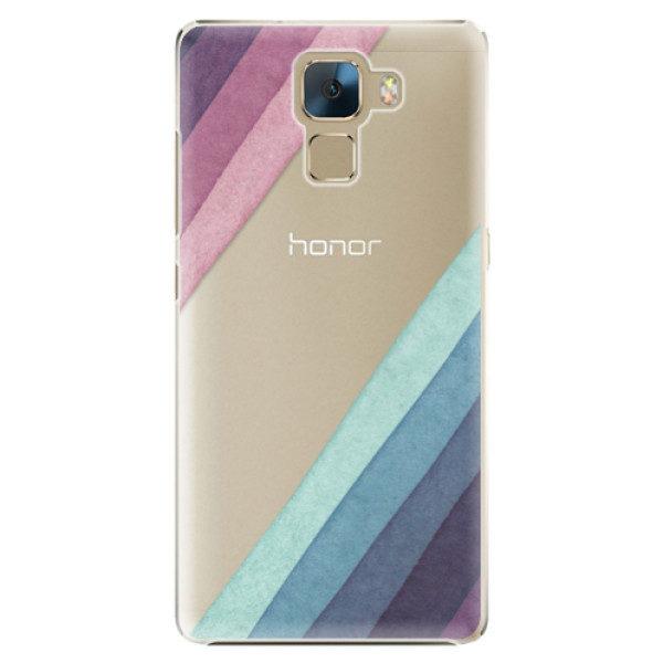 Plastové pouzdro iSaprio – Glitter Stripes 01 – Huawei Honor 7 Plastové pouzdro iSaprio – Glitter Stripes 01 – Huawei Honor 7