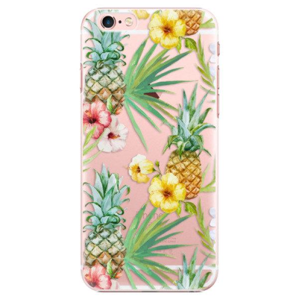 Plastové pouzdro iSaprio – Pineapple Pattern 02 – iPhone 6 Plus/6S Plus Plastové pouzdro iSaprio – Pineapple Pattern 02 – iPhone 6 Plus/6S Plus