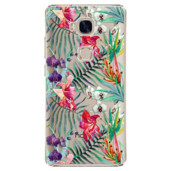 Plastové pouzdro iSaprio – Flower Pattern 03 – Huawei Honor 5X Plastové pouzdro iSaprio – Flower Pattern 03 – Huawei Honor 5X