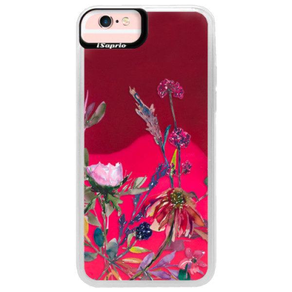 Neonové pouzdro Pink iSaprio – Herbs 02 – iPhone 6/6S Neonové pouzdro Pink iSaprio – Herbs 02 – iPhone 6/6S