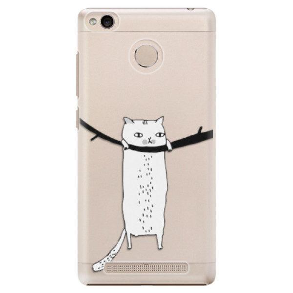 Plastové pouzdro iSaprio – Hang in there – Xiaomi Redmi 3S Plastové pouzdro iSaprio – Hang in there – Xiaomi Redmi 3S