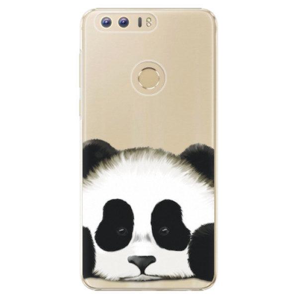 Plastové pouzdro iSaprio – Sad Panda – Huawei Honor 8 Plastové pouzdro iSaprio – Sad Panda – Huawei Honor 8