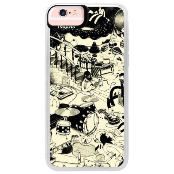 Neonové pouzdro Pink iSaprio – Underground – iPhone 6/6S Neonové pouzdro Pink iSaprio – Underground – iPhone 6/6S