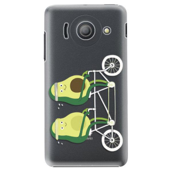 Plastové pouzdro iSaprio – Avocado – Huawei Ascend Y300 Plastové pouzdro iSaprio – Avocado – Huawei Ascend Y300