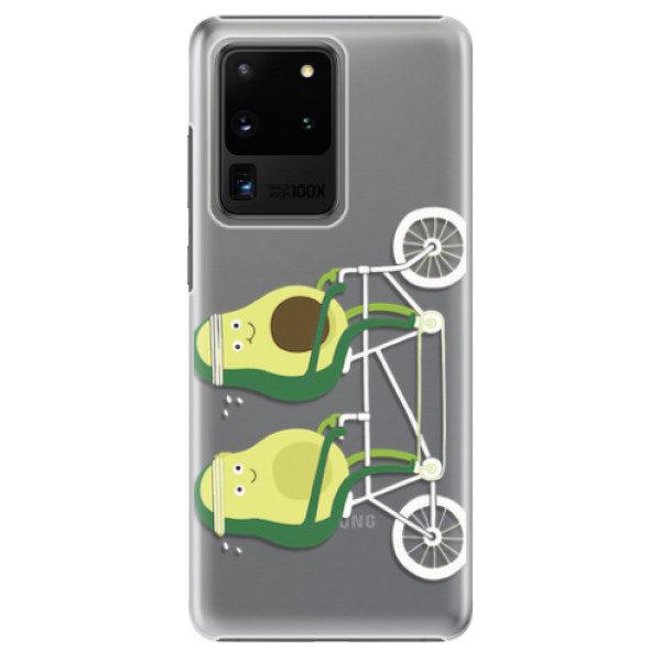 Plastové pouzdro iSaprio – Avocado – Samsung Galaxy S20 Ultra Plastové pouzdro iSaprio – Avocado – Samsung Galaxy S20 Ultra