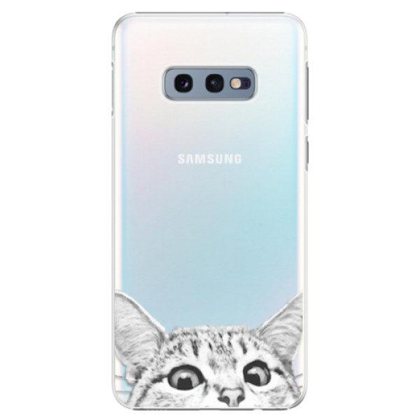 Plastové pouzdro iSaprio – Cat 02 – Samsung Galaxy S10e Plastové pouzdro iSaprio – Cat 02 – Samsung Galaxy S10e