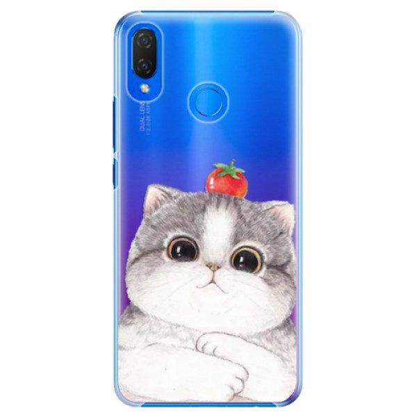Plastové pouzdro iSaprio – Cat 03 – Huawei Nova 3i Plastové pouzdro iSaprio – Cat 03 – Huawei Nova 3i