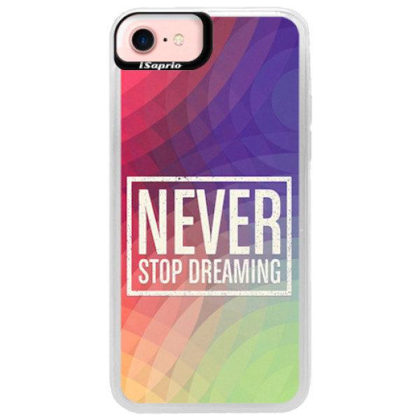 Neonové pouzdro Pink iSaprio – Dreaming – iPhone 7 Neonové pouzdro Pink iSaprio – Dreaming – iPhone 7