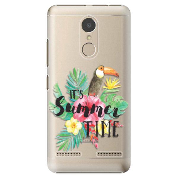 Plastové pouzdro iSaprio – Summer Time – Lenovo K6 Plastové pouzdro iSaprio – Summer Time – Lenovo K6