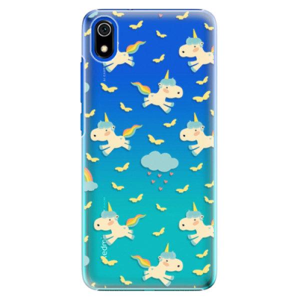 Plastové pouzdro iSaprio – Unicorn pattern 01 – Xiaomi Redmi 7A Plastové pouzdro iSaprio – Unicorn pattern 01 – Xiaomi Redmi 7A