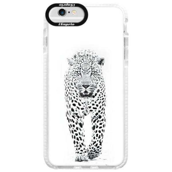 Silikonové pouzdro Bumper iSaprio – White Jaguar – iPhone 6/6S Silikonové pouzdro Bumper iSaprio – White Jaguar – iPhone 6/6S