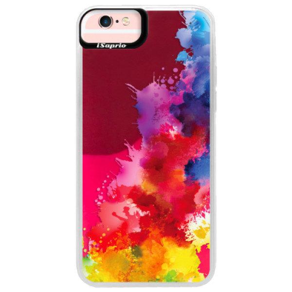 Neonové pouzdro Pink iSaprio – Color Splash 01 – iPhone 6 Plus/6S Plus Neonové pouzdro Pink iSaprio – Color Splash 01 – iPhone 6 Plus/6S Plus