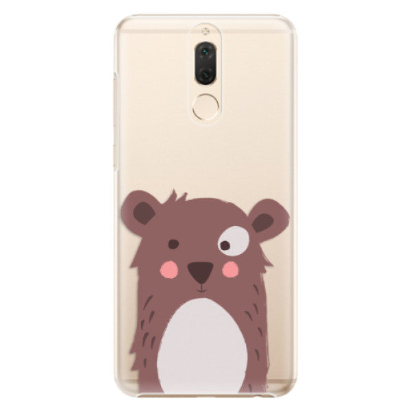 Plastové pouzdro iSaprio – Brown Bear – Huawei Mate 10 Lite Plastové pouzdro iSaprio – Brown Bear – Huawei Mate 10 Lite