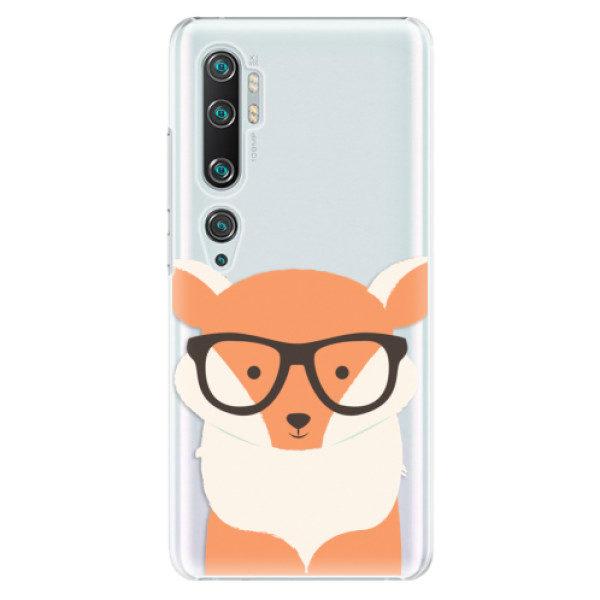 Plastové pouzdro iSaprio – Orange Fox – Xiaomi Mi Note 10 / Note 10 Pro Plastové pouzdro iSaprio – Orange Fox – Xiaomi Mi Note 10 / Note 10 Pro