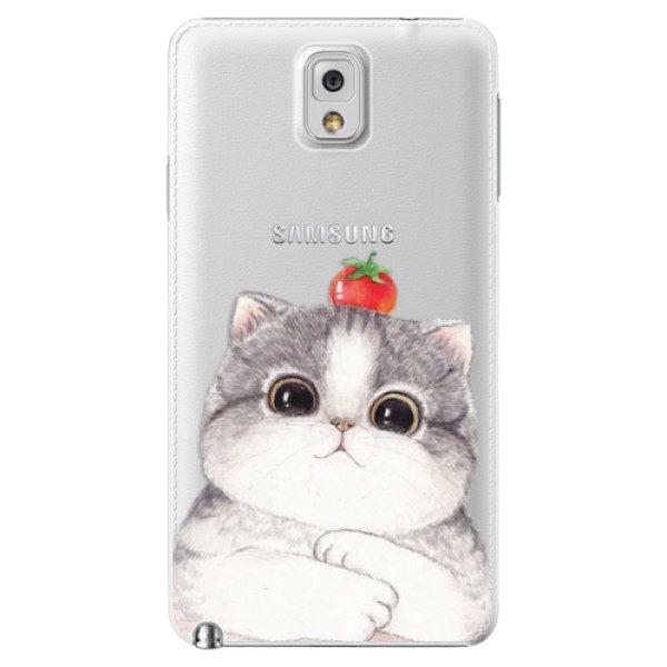 Plastové pouzdro iSaprio – Cat 03 – Samsung Galaxy Note 3 Plastové pouzdro iSaprio – Cat 03 – Samsung Galaxy Note 3
