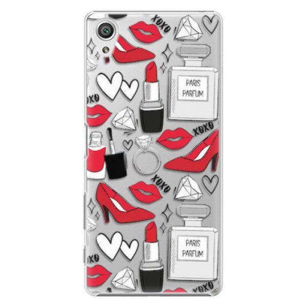 Plastové pouzdro iSaprio – Fashion pattern 03 – Sony Xperia X Plastové pouzdro iSaprio – Fashion pattern 03 – Sony Xperia X