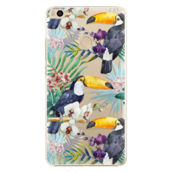 Plastové pouzdro iSaprio – Tucan Pattern 01 – Xiaomi Mi Max 2 Plastové pouzdro iSaprio – Tucan Pattern 01 – Xiaomi Mi Max 2