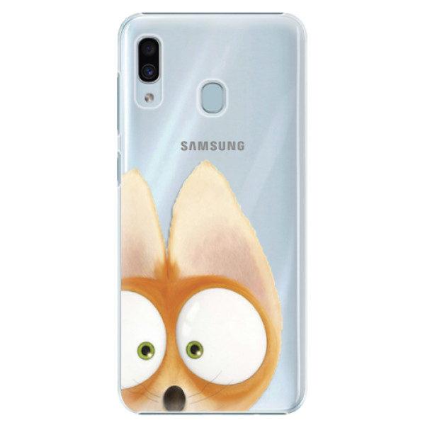 Plastové pouzdro iSaprio – Fox 02 – Samsung Galaxy A30 Plastové pouzdro iSaprio – Fox 02 – Samsung Galaxy A30