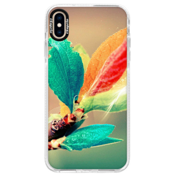 Silikonové pouzdro Bumper iSaprio – Autumn 02 – iPhone XS Max Silikonové pouzdro Bumper iSaprio – Autumn 02 – iPhone XS Max