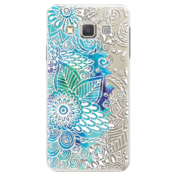 Plastové pouzdro iSaprio – Lace 03 – Samsung Galaxy A3 Plastové pouzdro iSaprio – Lace 03 – Samsung Galaxy A3
