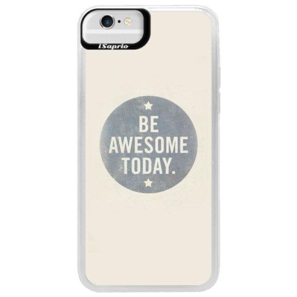Neonové pouzdro Blue iSaprio – Awesome 02 – iPhone 6/6S Neonové pouzdro Blue iSaprio – Awesome 02 – iPhone 6/6S