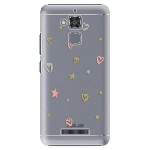 Plastové pouzdro iSaprio – Lovely Pattern – Asus ZenFone 3 Max ZC520TL Plastové pouzdro iSaprio – Lovely Pattern – Asus ZenFone 3 Max ZC520TL