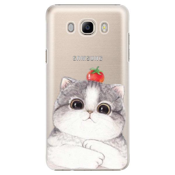 Plastové pouzdro iSaprio – Cat 03 – Samsung Galaxy J7 2016 Plastové pouzdro iSaprio – Cat 03 – Samsung Galaxy J7 2016