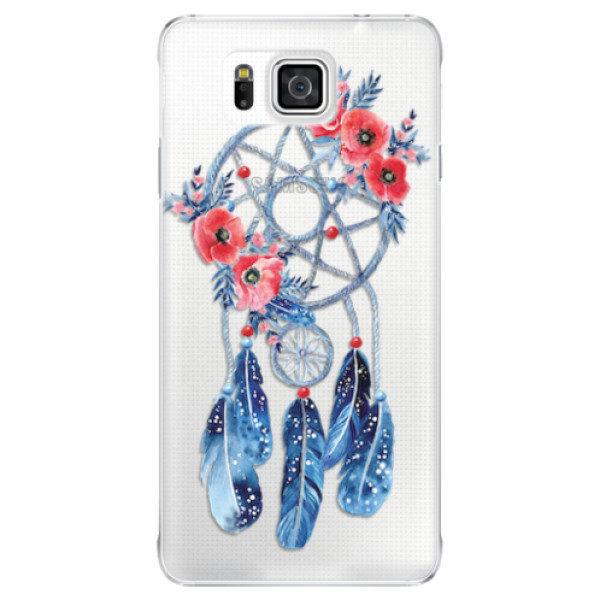 Plastové pouzdro iSaprio – Dreamcatcher 02 – Samsung Galaxy Alpha Plastové pouzdro iSaprio – Dreamcatcher 02 – Samsung Galaxy Alpha