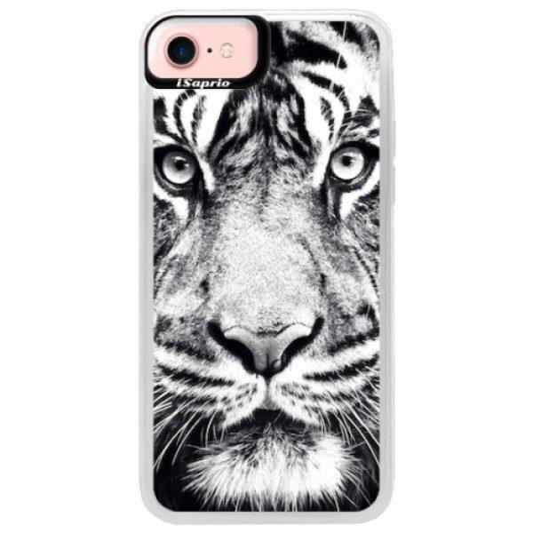 Neonové pouzdro Pink iSaprio – Tiger Face – iPhone 7 Neonové pouzdro Pink iSaprio – Tiger Face – iPhone 7
