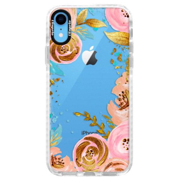Silikonové pouzdro Bumper iSaprio – Golden Youth – iPhone XR Silikonové pouzdro Bumper iSaprio – Golden Youth – iPhone XR