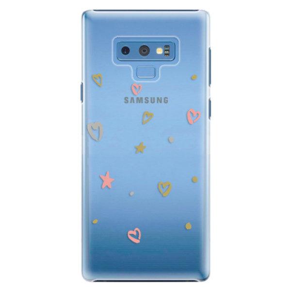Plastové pouzdro iSaprio – Lovely Pattern – Samsung Galaxy Note 9 Plastové pouzdro iSaprio – Lovely Pattern – Samsung Galaxy Note 9