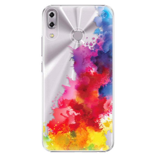 Plastové pouzdro iSaprio – Color Splash 01 – Asus ZenFone 5 ZE620KL Plastové pouzdro iSaprio – Color Splash 01 – Asus ZenFone 5 ZE620KL