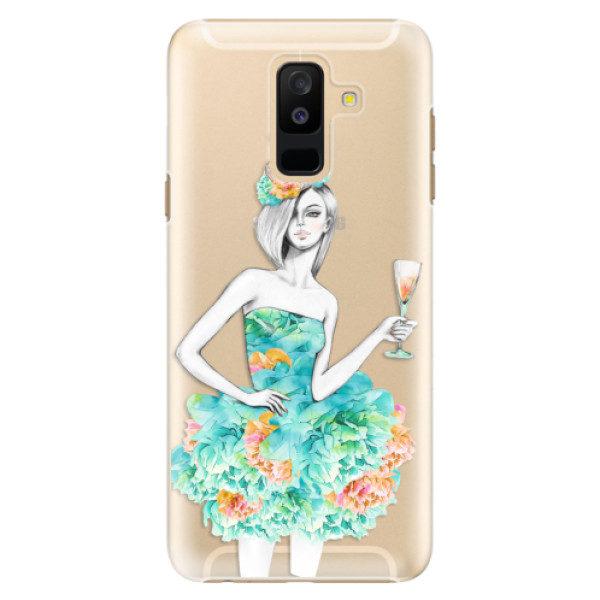 Plastové pouzdro iSaprio – Queen of Parties – Samsung Galaxy A6+ Plastové pouzdro iSaprio – Queen of Parties – Samsung Galaxy A6+