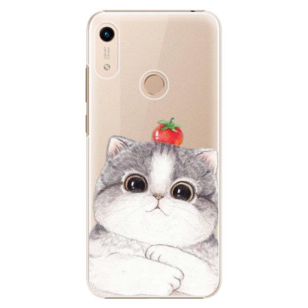 Plastové pouzdro iSaprio – Cat 03 – Huawei Honor 8A Plastové pouzdro iSaprio – Cat 03 – Huawei Honor 8A