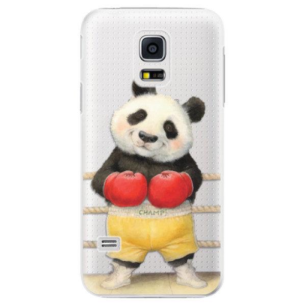 Plastové pouzdro iSaprio – Champ – Samsung Galaxy S5 Mini Plastové pouzdro iSaprio – Champ – Samsung Galaxy S5 Mini