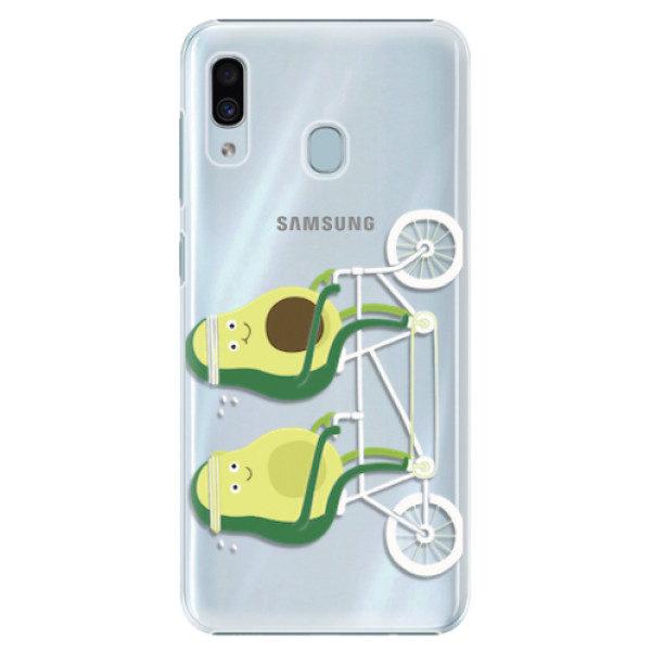 Plastové pouzdro iSaprio – Avocado – Samsung Galaxy A30 Plastové pouzdro iSaprio – Avocado – Samsung Galaxy A30