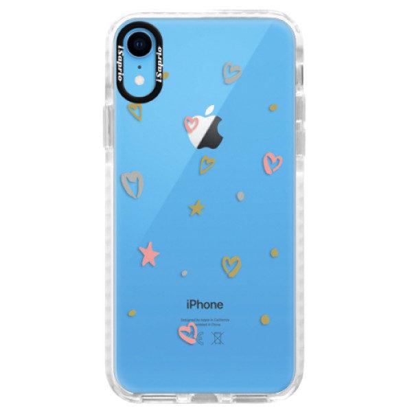 Silikonové pouzdro Bumper iSaprio – Lovely Pattern – iPhone XR Silikonové pouzdro Bumper iSaprio – Lovely Pattern – iPhone XR