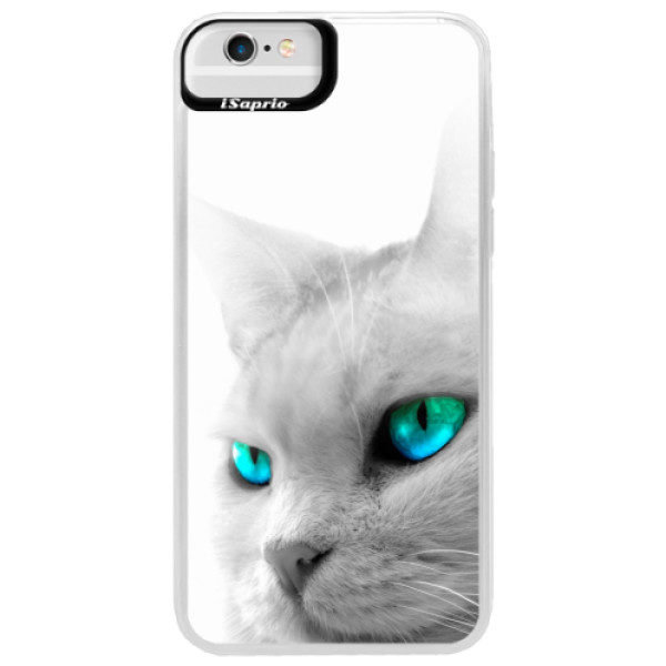 Neonové pouzdro Blue iSaprio – Cats Eyes – iPhone 6 Plus/6S Plus Neonové pouzdro Blue iSaprio – Cats Eyes – iPhone 6 Plus/6S Plus