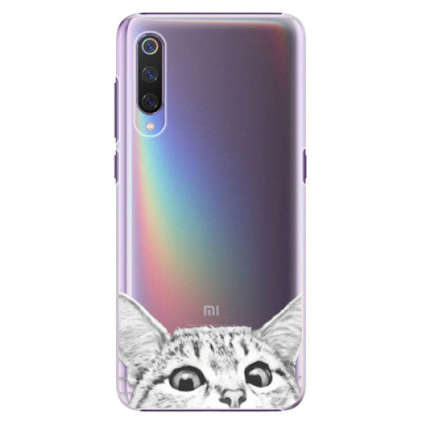 Plastové pouzdro iSaprio – Cat 02 – Xiaomi Mi 9 Plastové pouzdro iSaprio – Cat 02 – Xiaomi Mi 9