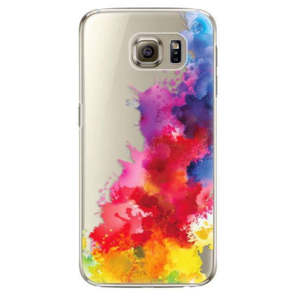 Plastové pouzdro iSaprio – Color Splash 01 – Samsung Galaxy S6 Edge Plastové pouzdro iSaprio – Color Splash 01 – Samsung Galaxy S6 Edge
